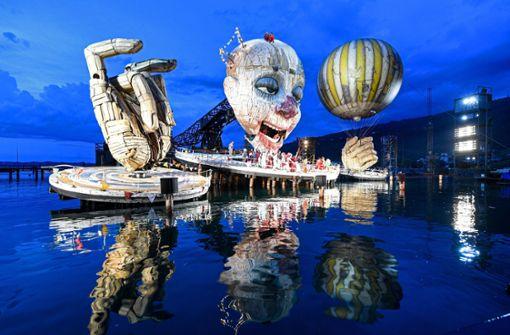 """Bregenzer Festspiele feiern mit Verdis """"Rigoletto"""" Premiere"""