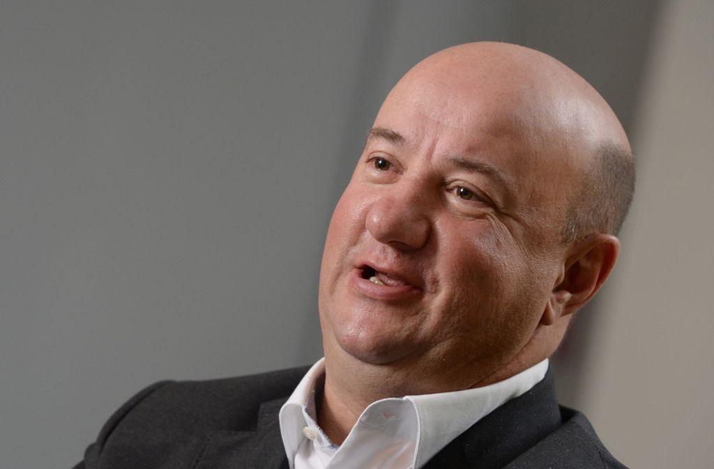 Daimlers Betriebsratschef Michael Brecht kritisiert EU-Pläne. Foto: dpa