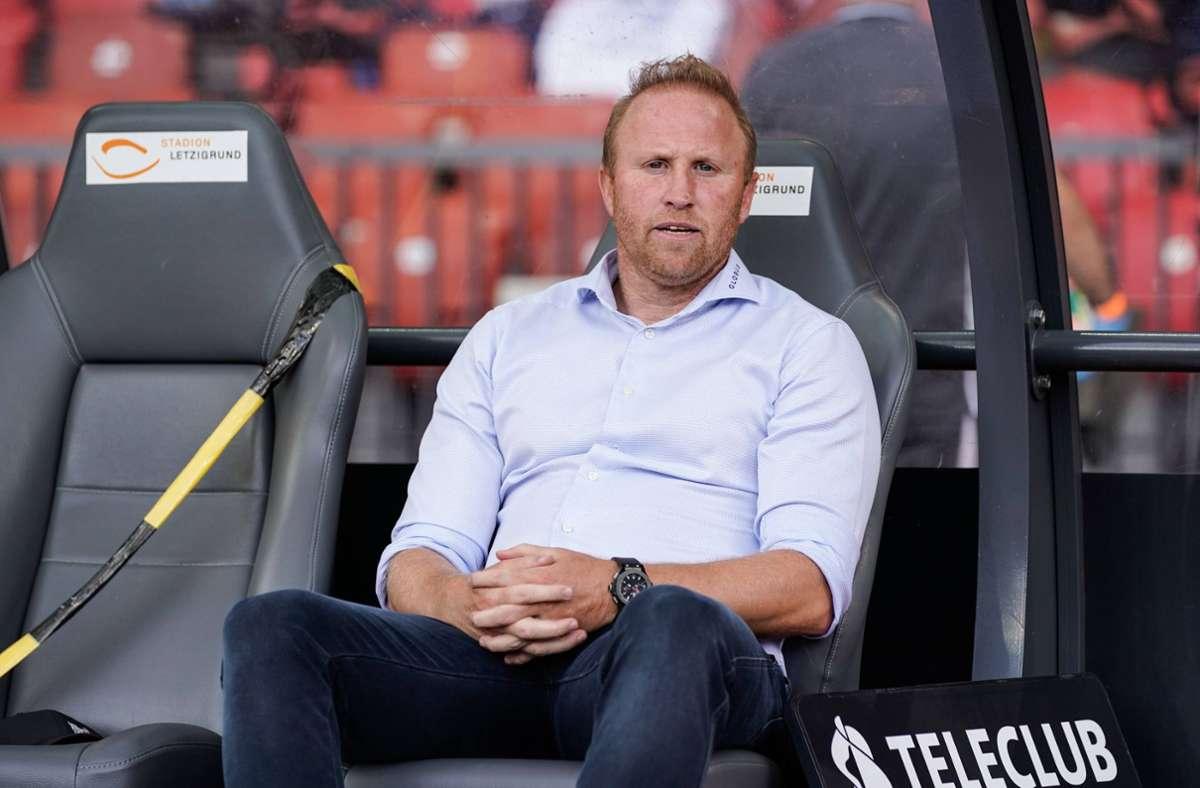 Ex-VfB-Profi Ludovic Magnin trainiert derzeit den FC Zürich. Foto: imago images/Vedran Galijas
