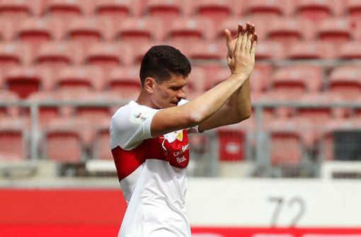 Fans verabschieden sich von Mario Gomez