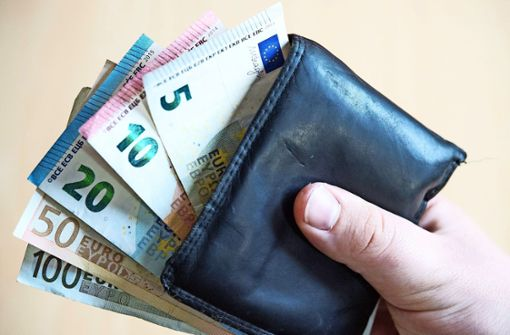 Verlorener Geldbeutel bringt Mann ins Gefängnis