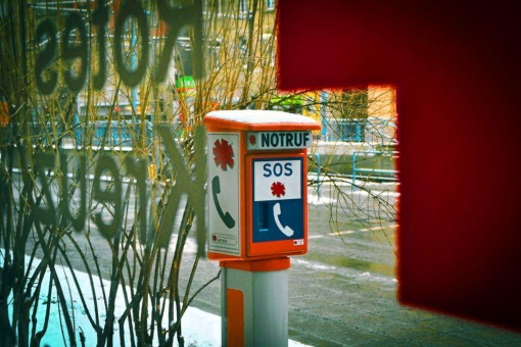 Wo Unfallopfer länger warten als vorgeschrieben, soll nicht publik werden. Foto: Weingand