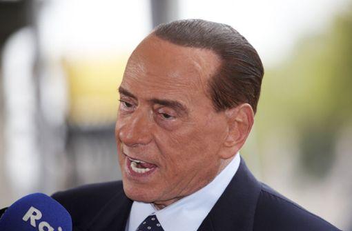 Ex-Präsident von Italien nach Sturz im Krankenhaus