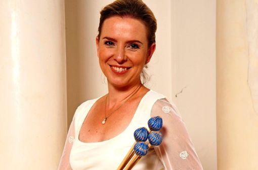 Katarzyna Mycka gastiert in der Liederhalle.