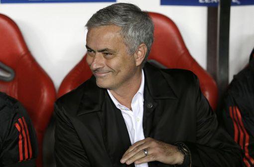 So viel kassiert José Mourinho von Manchester United