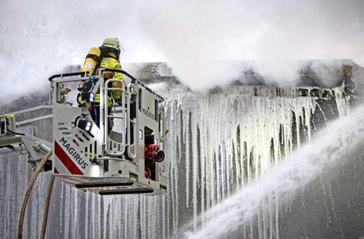 Bei den Feuerwehren in der Region brennt es