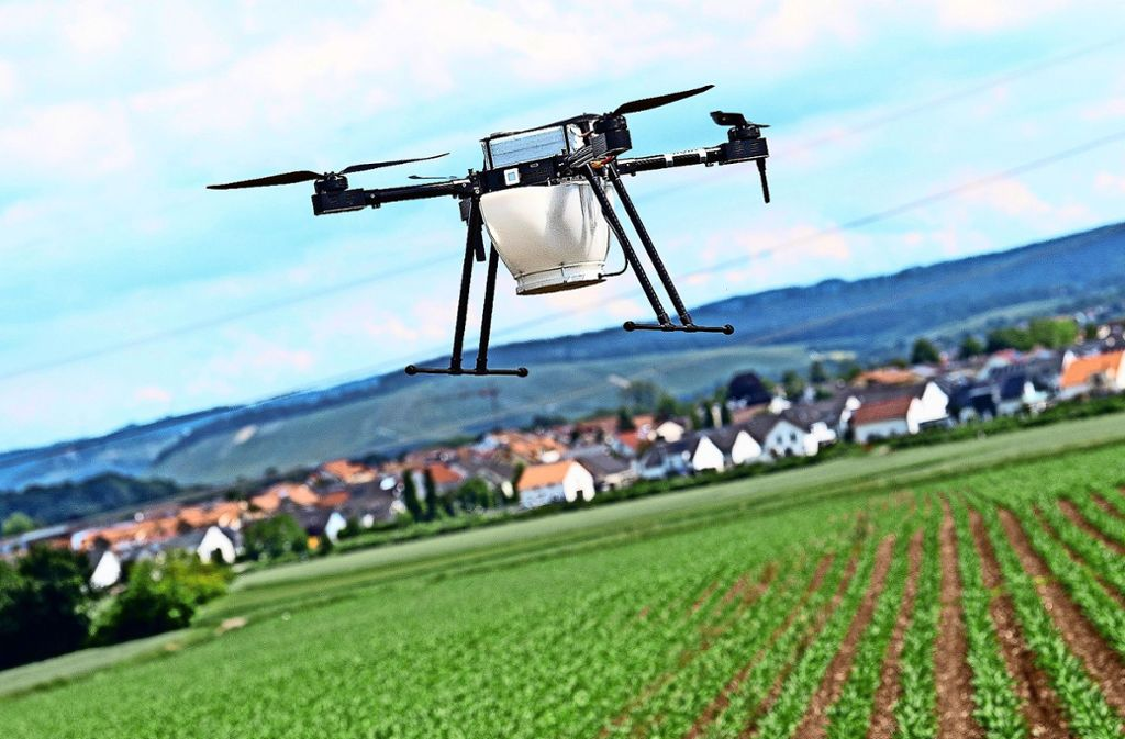 Für Drohnen gelten strenge gesetzliche Vorschriften. Foto: dpa