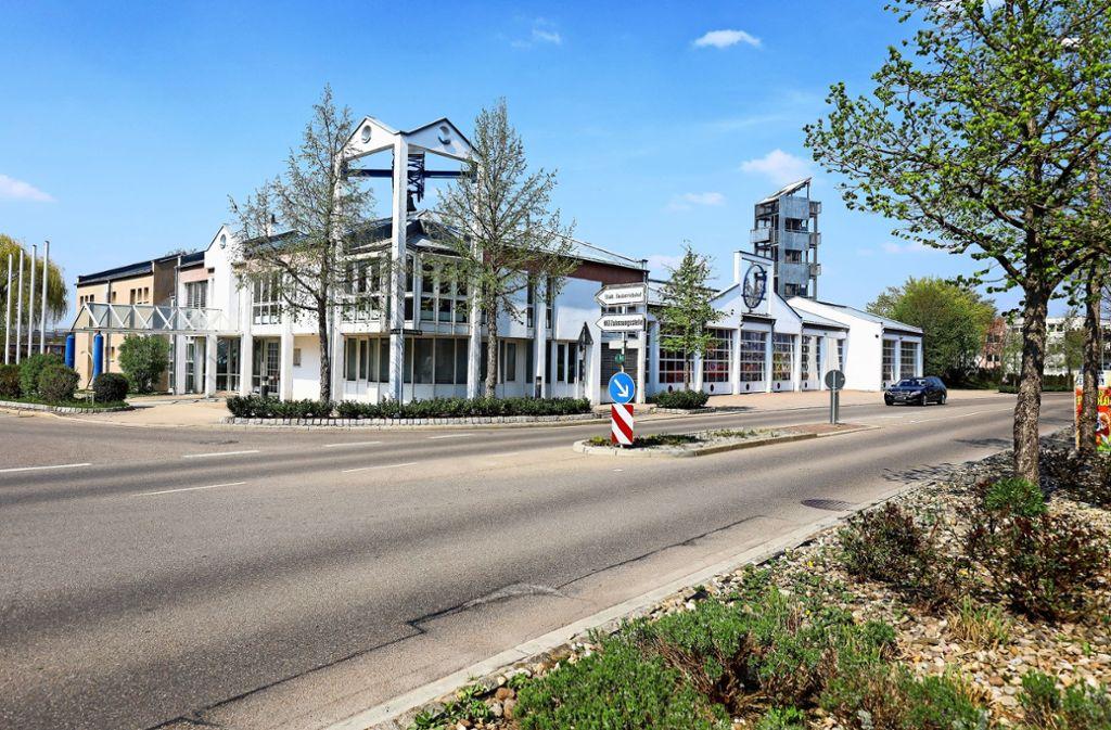 Das Gerlinger Feuerwehrhaus soll erweitert werden – jetzt wollen Stadtverwaltung und Gemeinderat das Thema aufgreifen. Foto: factum/Simon Granville