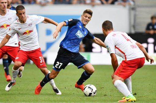 RB Leipzig holt Remis in Hoffenheim