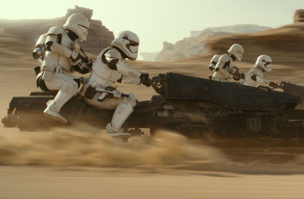 In Sachen Star Wars sind noch lange nicht alle Geschichten erzählt. Foto: Lucasfilm Ltd./null