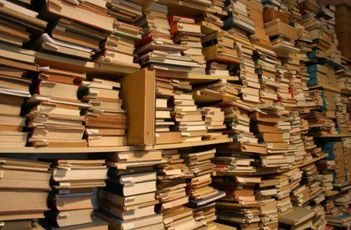 Diebische Leseratten, mörderische Bücherwürmer – und Karl Lagerfeld