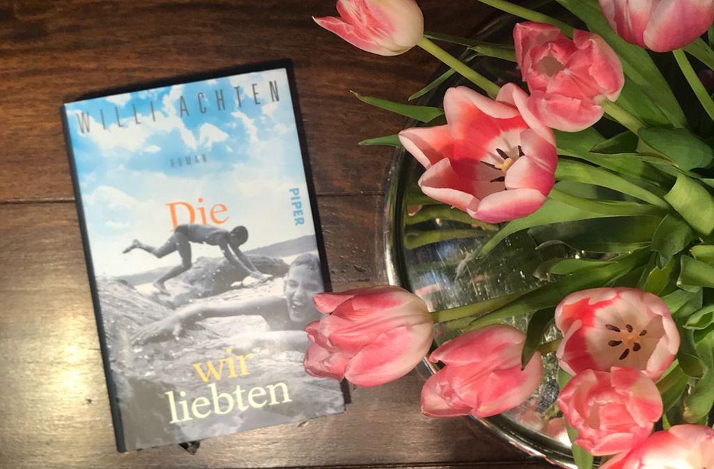 Willi Achten hat einen neuen Roman vorgelegt. Foto: Lukas Jenkner