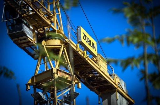 Projektkosten drücken auf Gewinn bei Züblin