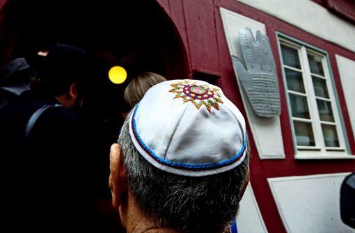 Eine Hommage an das jüdische Leben