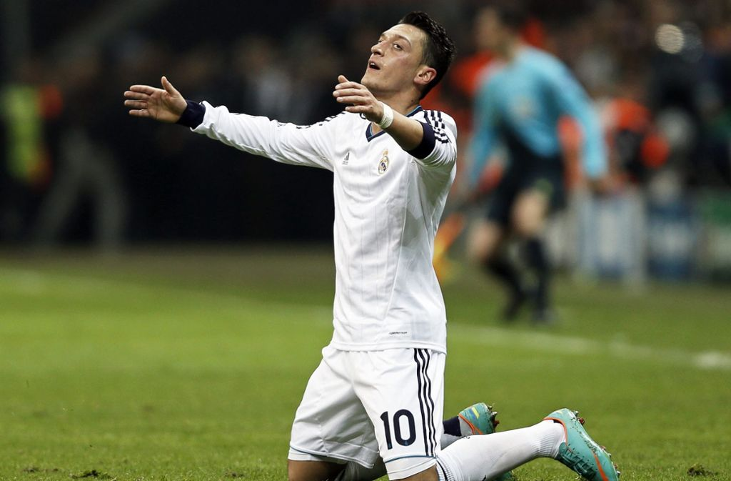 Mesut Özil macht sich mit seinen Aussagen nicht nur Freunde. Foto: EPA