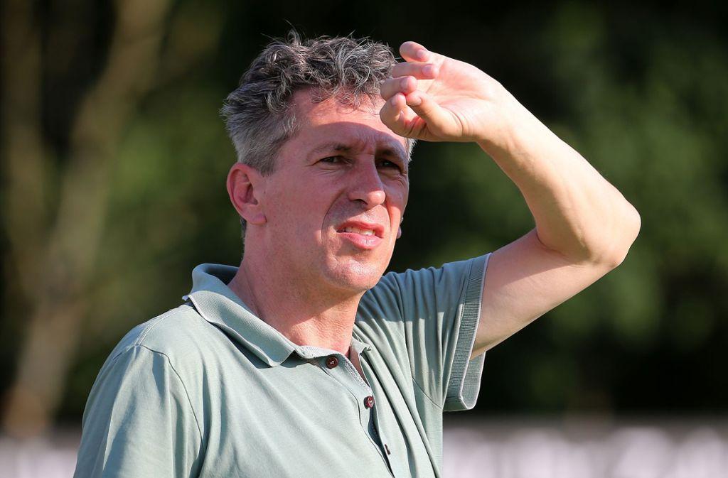 Steigt als  Sportlicher Berater bei der TSG Balingen ein: Martin Braun. Foto: Baumann