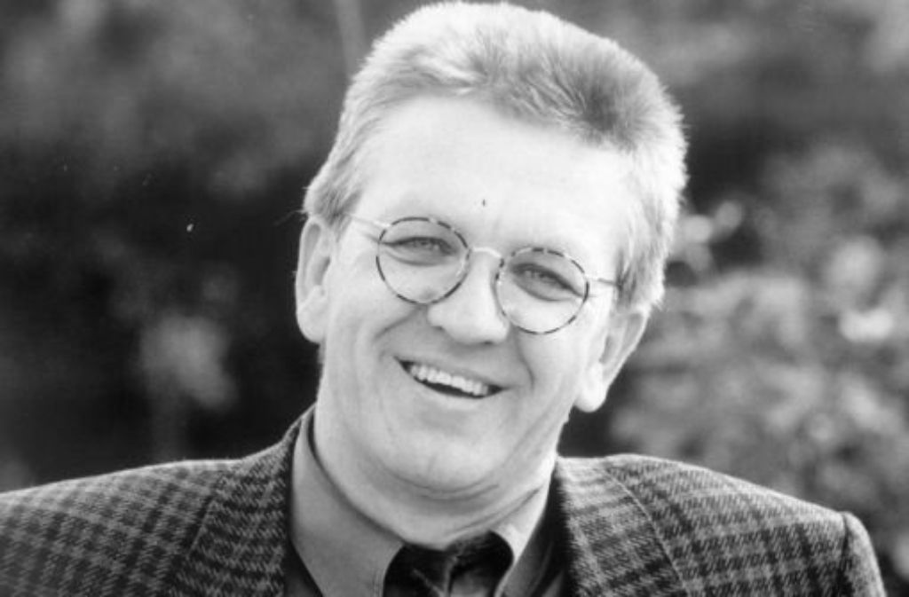 Im Jahr 1992 fliegt Kretschmann aus dem Landtag. In seinem Wahlkreis kandidierte der Sozialdemokrat und bekannte Remstal-Rebell Helmut Palmer (SPD) - gegen ihn hatte er keine Chance. Mitglied des Landtags war er von 1980 bis 1984, von 1988 bis 1992 und wieder seit 1996.  Foto: Schiller