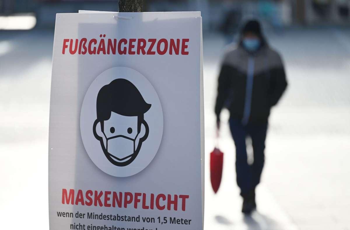 Der Corona-Ausnahmezustand muss nach Ansicht der FDP im Landtag beendet werden. (Symbolfoto) Foto: dpa/Marijan Murat