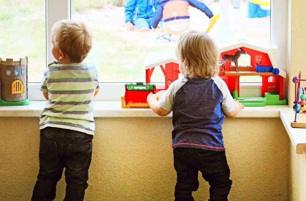 Müssen die Eltern von Kindern, die in Stuttgart in der Kita eines freien Trägers betreut werden, in Zukunft   deutlich mehr bezahlen? Foto: