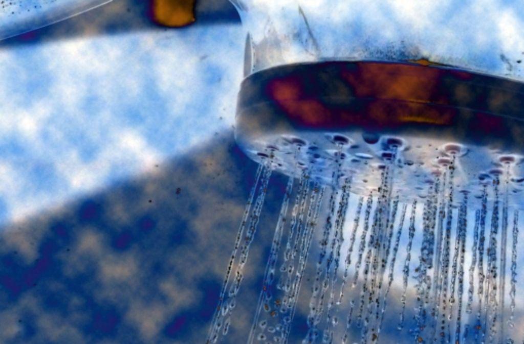 Tödliche Dusche: In einem Hotel in Freudenstadt  wurde das Wasser nicht ausreichend erhitzt. Eine Frau starb an den Folgen einer Legionelleninfektion. Foto: dpa