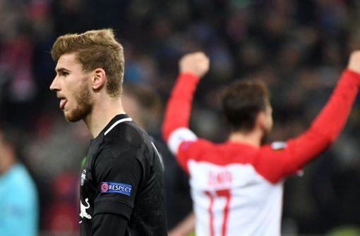 Schwache Auftritte von Leverkusen und Leipzig