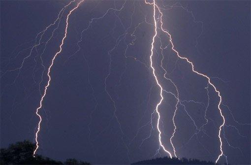 6. Juni: Gewitter sorgt für Schäden