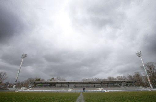 Stuttgarter Kickers kritisieren Entscheidung der Verbände