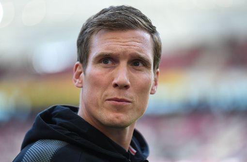 VfB-Trainer Hannes Wolf ist unzufrieden