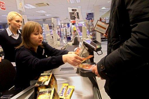 Für Litauen hat der Euro noch Glanz