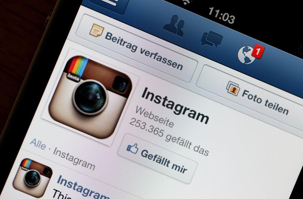 Der 15-jährige Gerlinger Schüler hat auf Instagram und Facebook sich mit Amokläufen beschäftigt. Foto: dpa
