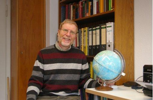 Ein Theologe und Weltenbummler