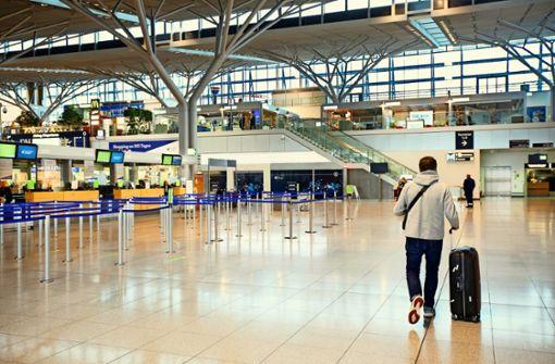 Stuttgarter Airport schreibt rote Zahlen
