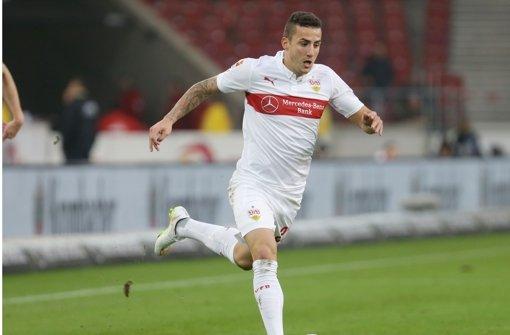 Sararer verlässt den VfB Stuttgart