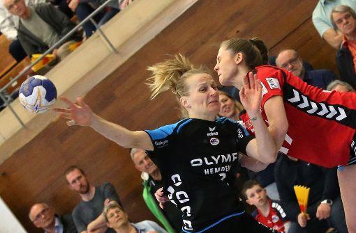 Handballerinnen holen erstmals deutsche Meisterschaft