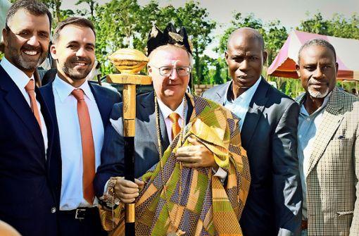 Familienunternehmen Lapp expandiert in Afrika