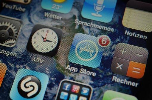 Update für Apples iPhone