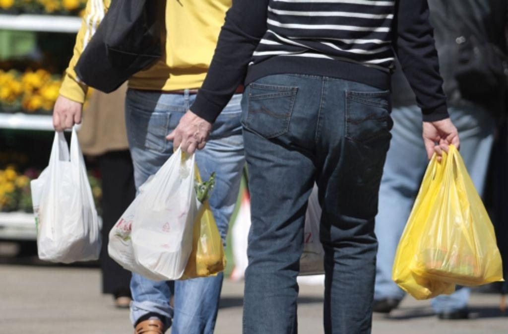 Die große Frage lautet: wie hält man die Kaufkraft in der Stadt Foto: factum/Granville