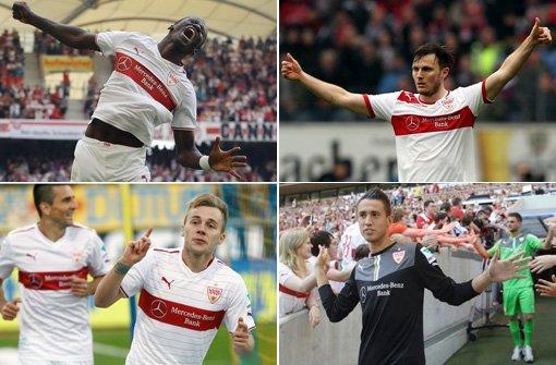 Diese Spieler des VfB Stuttgart sind auf Reisen