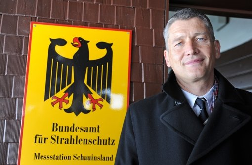 Wolfram König, der Chef des Bundesamtes für Strahlenschutz, verlangt, es müsse sichergestellt sein, dass der Atommüll dauerhaft in Deutschland entsorgt wird. Foto: dpa