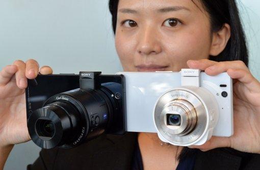 Aufsteck-Objektive machen das Smartphone zur Digitalkamera