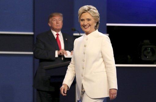 Donald oder Hillary?