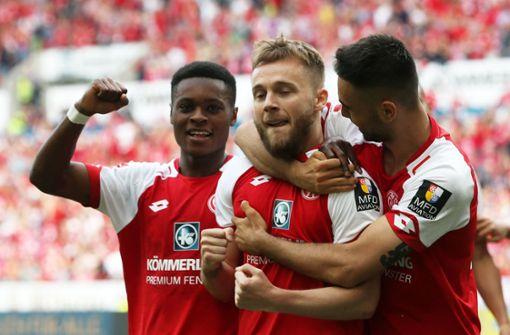 Alexandru Maxim hält Europapokal-Träume des VfB am Leben