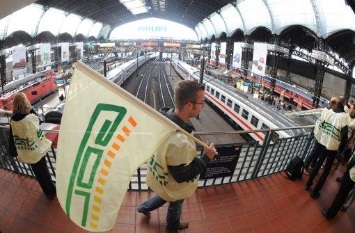 Bahn erklärt Verhandlungen für gescheitert
