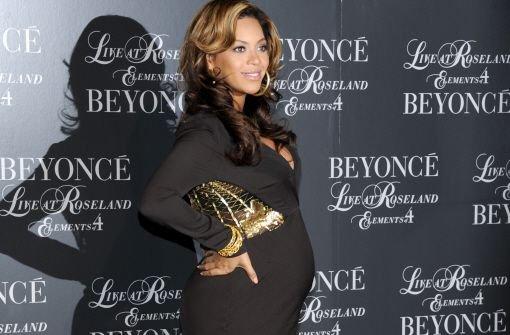 Kommt Beyoncés Baby bald?