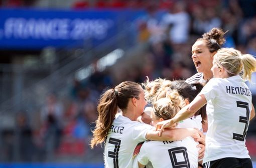 Deutschland gewinnt 1:0 gegen China