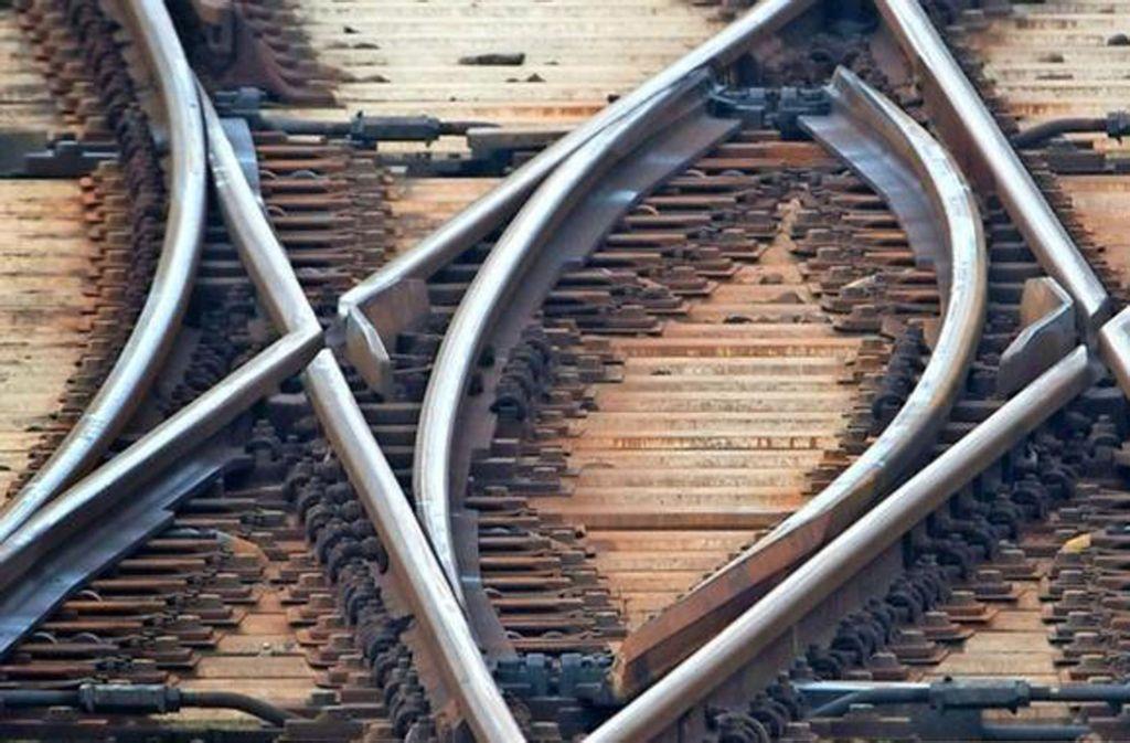 Im Neckartal könnten die Weichen neu gestellt werden. Foto: dpa