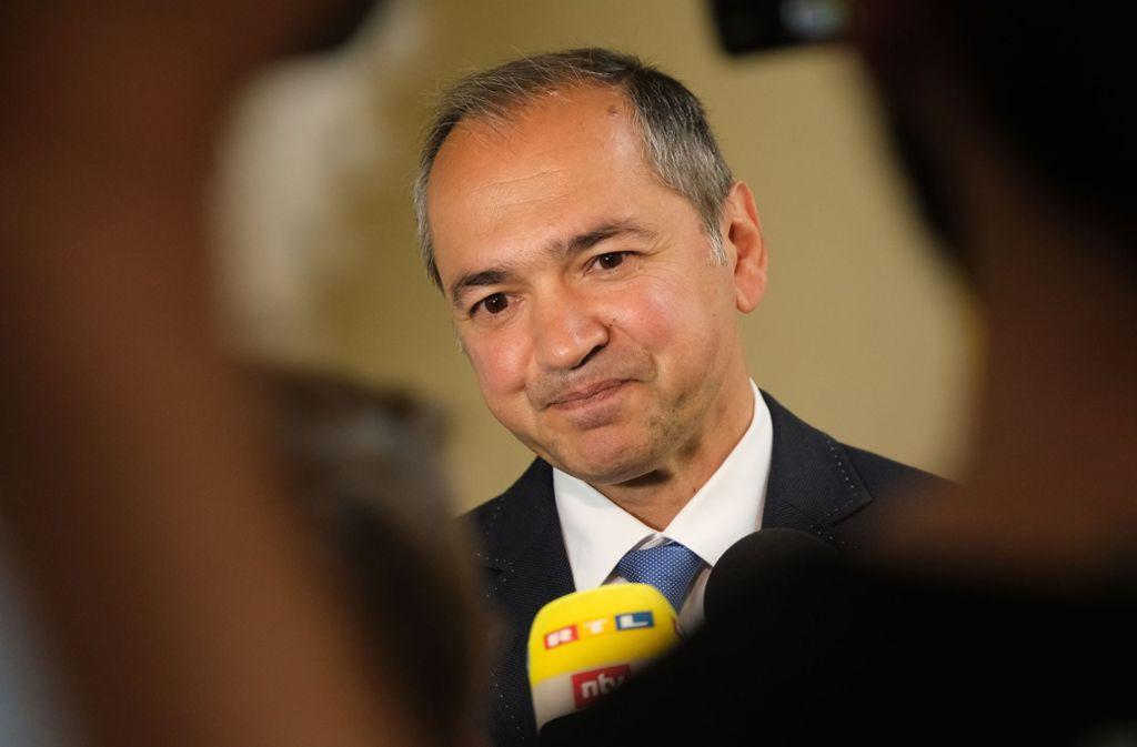CDU-Politiker Octavian Ursu wird neuer Oberbürgermeister in Görlitz. Foto: Getty Images