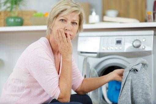 Vorschaubild für den Artikel Eingelaufene Wäsche retten