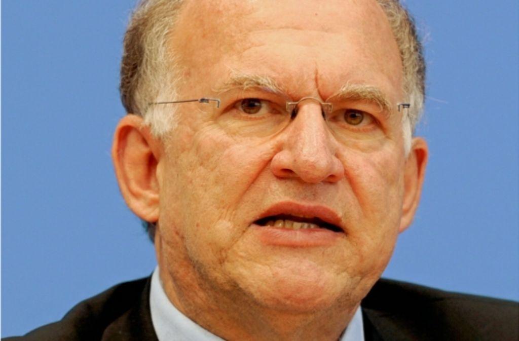 Der Datenschutzbeauftragt Foto: dpa