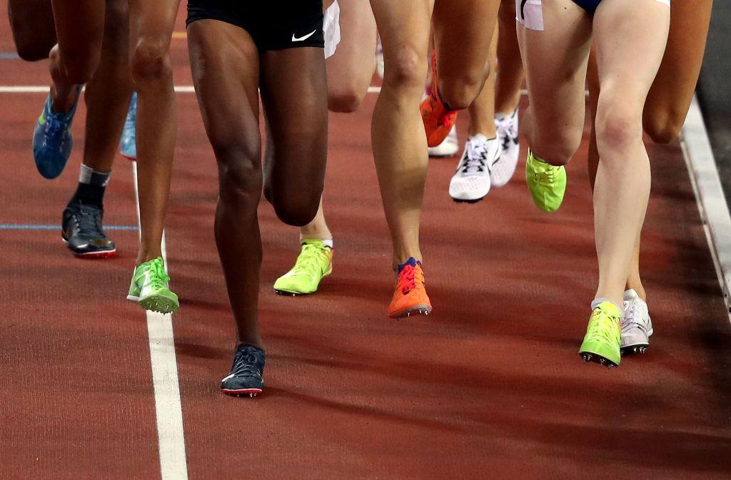 Wer schneller läuft, ist früher im Ziel. Foto: dpa